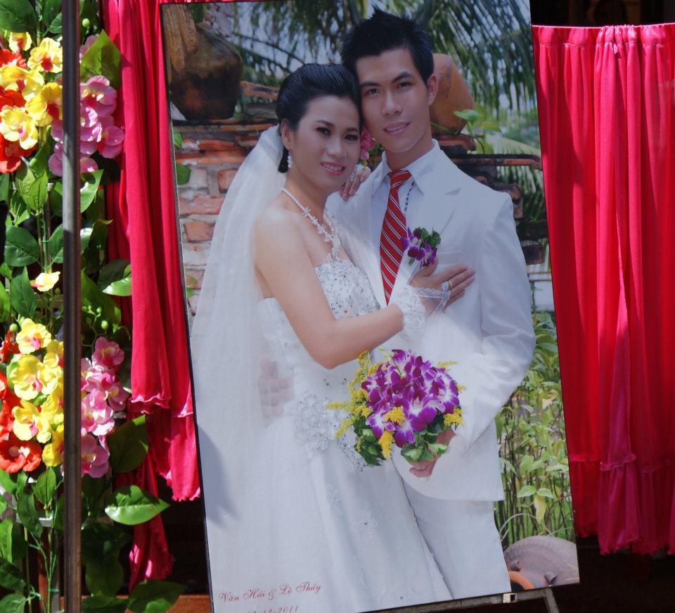 Đám Cưới Maria ngày 30/11/2011 Tại Long Khánh