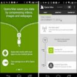 Trình duyệt Opera Max giúp tiết kiệm dung lượng 3G thời bão giá